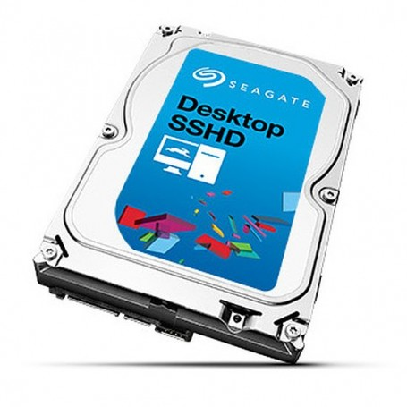 """SEAGATE 1To SSHD (Hybride 1To 7200Trs/mn + 8Go SSD) 3""""1/2"""
