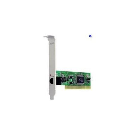 SWEEX Carte réseau RJ45 Gigabit sur bus PCI