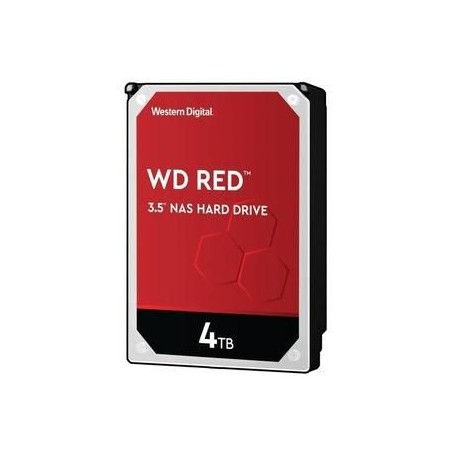 WESTERN DIGITAL DISQUE DUR 4To CAVIAR RED POUR STOCKAGE