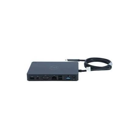DELL Réplicateur de port PORTABLE DELL + Alimentation 130W pour Precision 55XX 75XX
