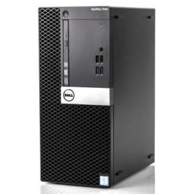 DELL Optiplex 7040 MT Quad Core i5-6600u 16Go Ram 256SSD Windows 10 Pro 64 GARANTIE 2 ANS