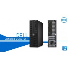 DELL Optiplex 3060 SFF 6xCores i5 8Go 256Go SSD Windows 10 Pro 64 GARANTIE 2 ANS