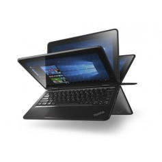 THINKPAD Yoga 11E Tablet PC Core i3 8Go Ram 250Go SSD LED 12'' TACTILE Windows 10 64Bits EN PROMOTION GARANTIE 2 ANS