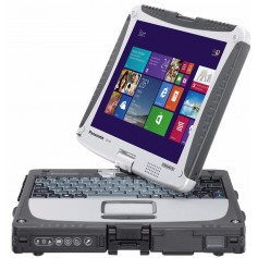 TOUGHBOOK CF-19 MK6 LED 10.4'' 8Go 256Go SSD Carte 3G Windows 10 Pro 64Bits GARANTIE 2 ANS