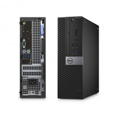 Optiplex 7050 SFF Quad Core I5 8Go Ram 250Go SSD Windows 10 Pro 64Bits GARANTIE 2ANS
