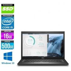 DELL Latitude E7480 Core i5 8Go 256Go SSD LED 14'' (1920/1080) Win 10 Pro 64 GARANTIE 2 ANS