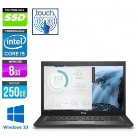 DELL Latitude E7480 Core i7 8Go 256Go SSD LED 14'' (1920/1080) Win 10 Pro 64 GARANTIE 2 ANS