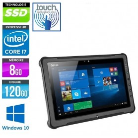 F110 Tablet Ultra Durci Core i7 LED 11.6'' DIGITIZED 8Go 128Go SSD Webcam WINDOWS 10 Pro 64 GARANTIE 2 ANS