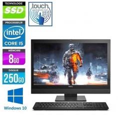 OPTIPLEX 7440 All in One Ecran LED 23.8'' Quad Core i5 8Go Ram 256Go SSD Windows 10 Pro 64 GARANTIE 2 ANS